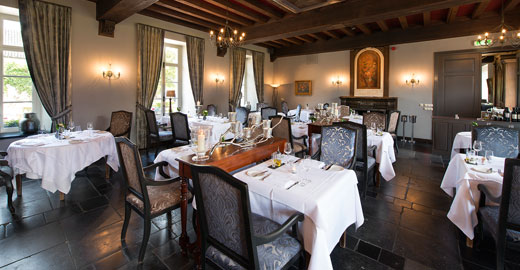 Menukaart Kasteel Daelenbroeck Herkenbosch   Romantik Hotel Kasteel Daelenbroeck